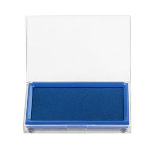 立信 快干印台LX231-B 蓝色