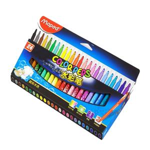 馬培德 盒裝水彩筆,24色 845022CH 單位:盒