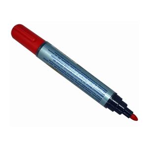 Artline旗牌 新款防干白板笔EK-517 圆头 红色 单支