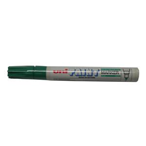 三菱 uni 记号笔 油性记号笔 PX-21 0.8-1.2mm (绿色)单支