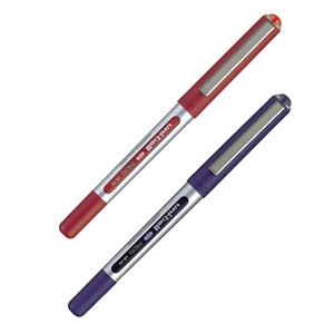 三菱 uni 直柱式耐水性走珠笔, UB-150 0.5mm (红色)单支 单位:支