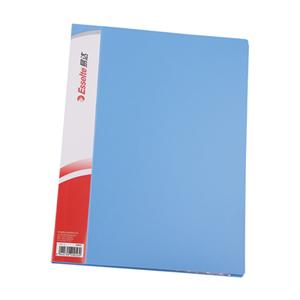 易达 89605 资料册 A4 60页 湖蓝色