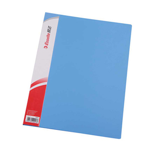 易达 89205 资料册 A4 20页 湖蓝色