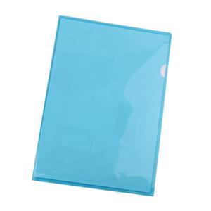 易达 700245 两页文件套 12个/包 A4 蓝色