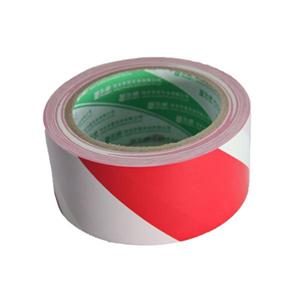 易旺贴 ET-JSS-12 红白警示胶带 48MM*28Y 红白色 单卷