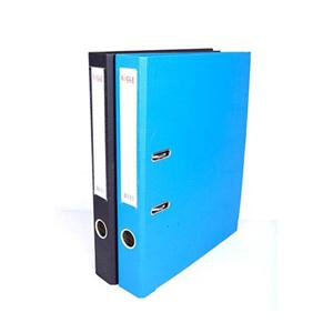益而高 9308B/1 纸板文件夹 A4 蓝色 单个