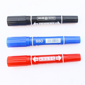 英雄 880油性记号笔 (黑色)