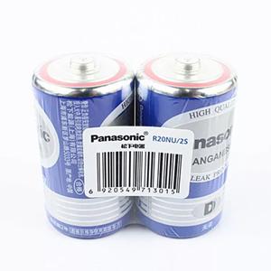 松下 大号电池,1号、2粒装 R20NU/2S 单位:卡