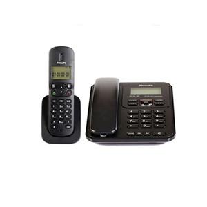 飞利浦  DCTG-182 子母电话机  黑色