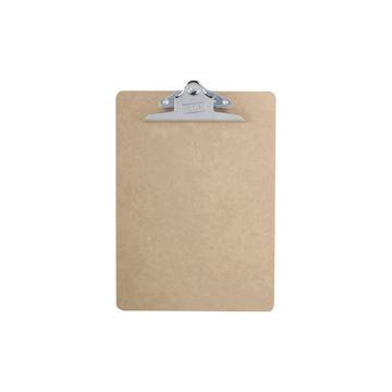 史泰博 22097 A4 蝴蝶夹木质板夹 31.6*22.7CM 单个