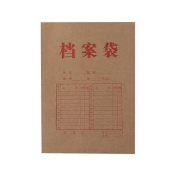 史泰博230克牛皮纸档案袋 (25个/封)