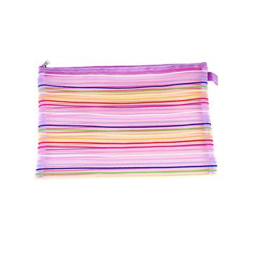 史泰博尼龍彩色筆袋,(1套包含1個大號和1個小號) 單套