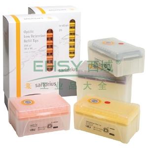 赛多利斯滤芯吸头,200ul,96支/盒,消毒