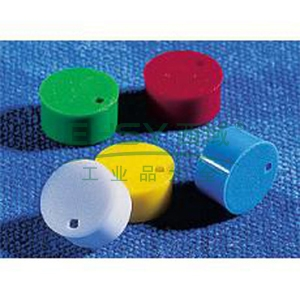 冻存管盖子色标,黄色,PP,50个/包,10包/箱