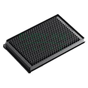 384孔板,低容量,黑色,硬质,未处理表面,无盖,未灭菌,10个/包