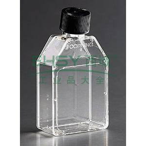 培养瓶,25CM2,直角斜颈,聚酯盖,PS材质,灭菌,大包装,20个/包