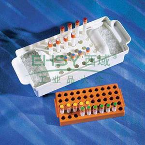 冻存管架,无托盘,可放置5×6个管,PC材质,未灭菌,独立包装,1个/箱