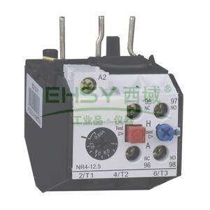 正泰CHINT NR4系列热过载继电器,NR4(JRS2)-12.5/Z 2-3.2A
