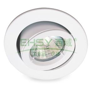 飞利浦 舒乐系列120嵌入式筒灯,QBS050-1 WH,不含光源