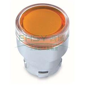 施耐德 XB2 带灯按钮头(平头),ZB2BW35C