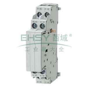 西门子 电机保护断路器附件,3RV19011J
