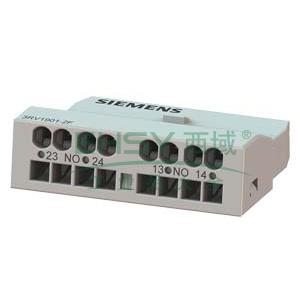 西门子 电机保护断路器附件,3RV19012F