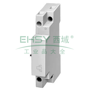 西门子 电机保护断路器附件,3RV19021AU0