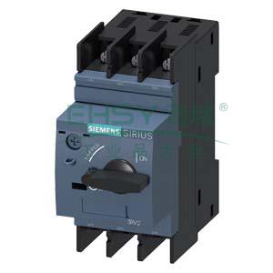 西门子SIEMENS 电机保护断路器,3RV20110BA40