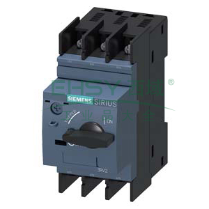西门子SIEMENS 电机保护断路器,3RV20110CA40