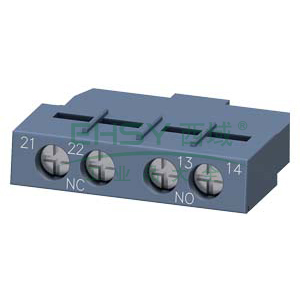 西门子 电机保护断路器附件,3RV29011E