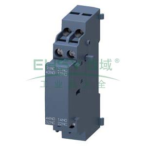 西门子 电机保护断路器附件,3RV29011J