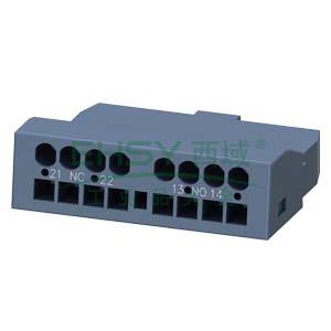 西门子 电机保护断路器附件,3RV29012E