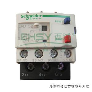 施耐德 热过载继电器,LRD35C 30-38A