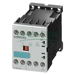 西门子 中间继电器,3rh11401vb40