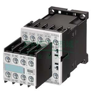 西门子 中间继电器,3rh13441ub400kv0