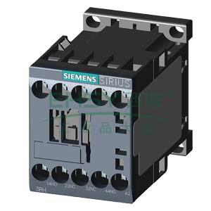 西门子SIEMENS 中间继电器,3RH61311AQ00
