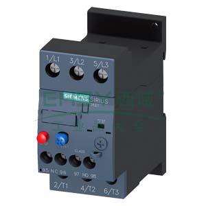 西门子SIEMENS 热过载继电器,3RU61264DB1