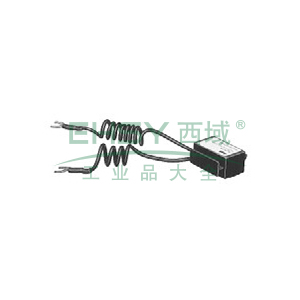 ABB 接触器浪涌抑制器,RV-BC6/60
