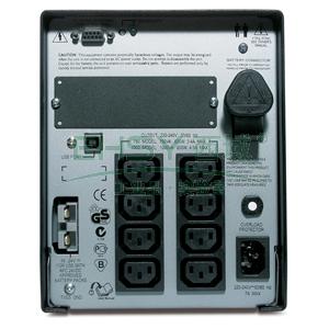 APC UPS電源,Smart-UPS 1000VA,長效機,SUA1000UXICH