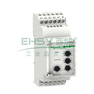 施耐德 电流控制继电器,RM35JA31MW