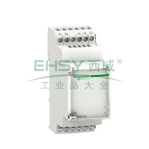 施耐德Schneider 相序和电机温度控制继电器,RM35TM50MW