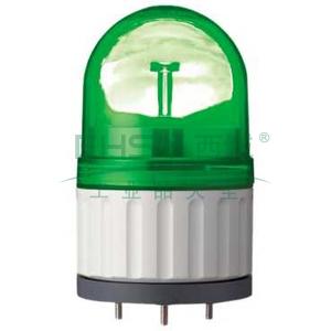 施耐德 旋转声光报警器,不带蜂鸣器,Φ84mm,XVR08B03