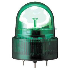 施耐德 旋转声光报警器,不带蜂鸣器,Φ120m,XVR12B03