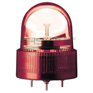 施耐德 旋转声光报警器,不带蜂鸣器,Φ120m,XVR12J04