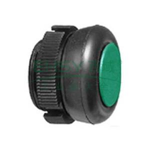 施耐德 前端安装的按钮头(绿色),XACA9413