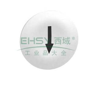 施耐德Schneider 按钮标示盖(带标记),ZBA7134