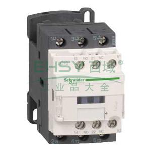 施耐德 交流线圈接触器,LC1D12R7