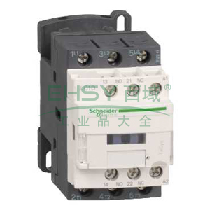 施耐德 交流线圈接触器,LC1D18W7