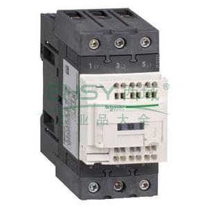施耐德Schneider TeSys D系列三極接觸器,40A,120V,50/60Hz,彈簧端子,LC1D40A3G7