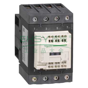 施耐德 交流线圈接触器,LC1DT60A3B7